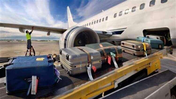 bagage vliegtuig turkijen