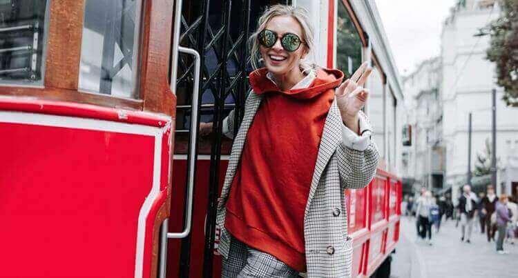 tram taksim istanbul turkije