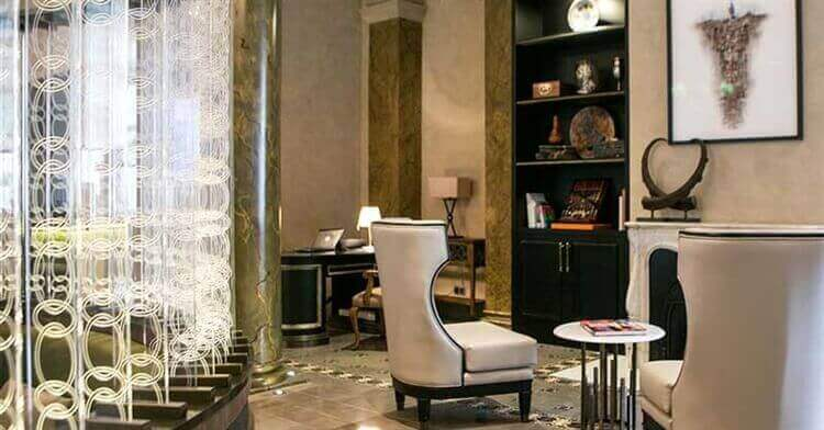 5 strerren hotel istanbul turkije