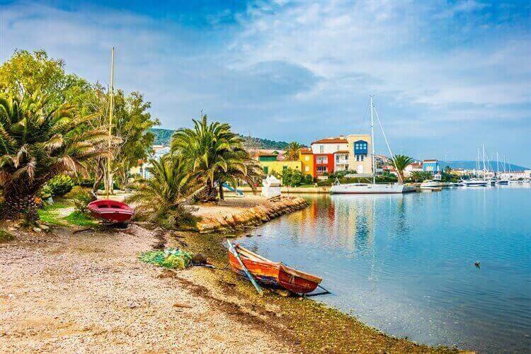strand kust izmir turkije