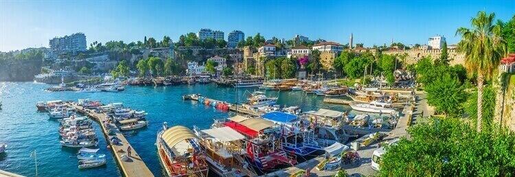 havens antalya turkije