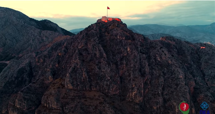amasya daglari mountains turkije