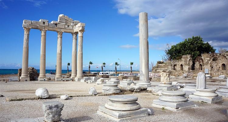 historische stad izmir efeze turkije