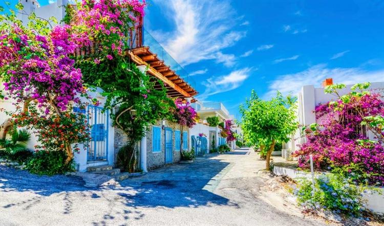 prachtige omgeving badplaats antalya turkije