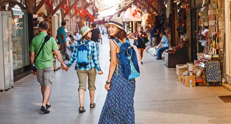 bazaar istanbul turkije