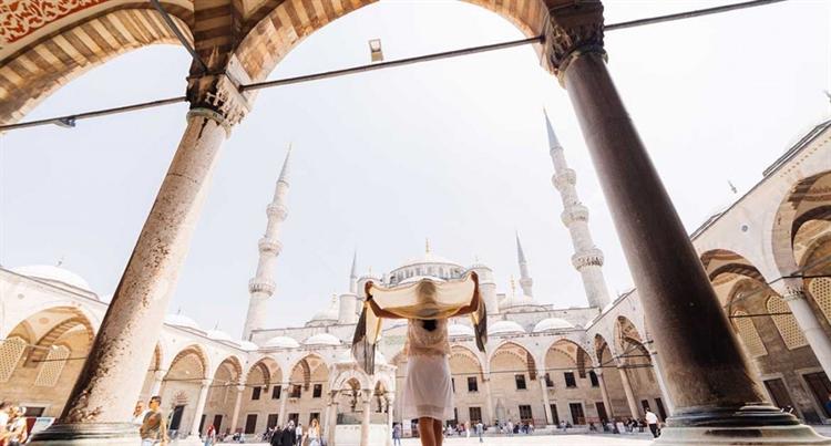 Topkapi paleis istanbul turkije