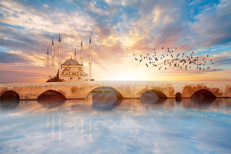 omgeving adana turkije