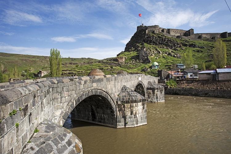 historische omgeving kars turkije