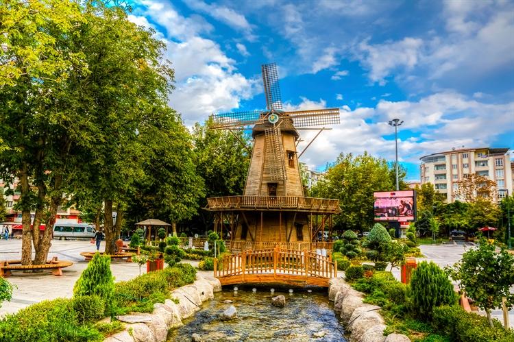 parken malatya turkije