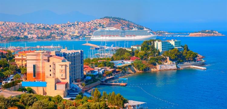 kust izmir turkije